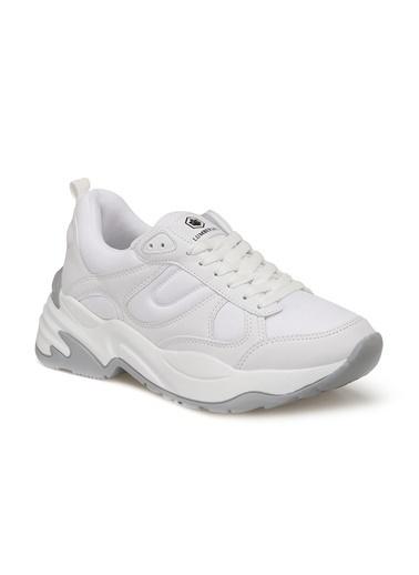 Lumberjack Kadın Beyaz Sneakers 100556937  Beyaz